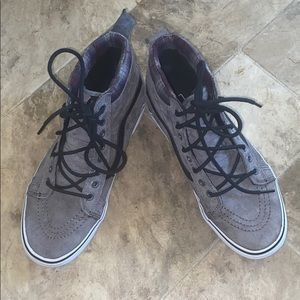 Vans   Off The Wall High Top Sneakers